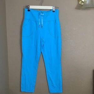 Lululemon || blue joggers leggings